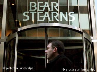 Ulaz u Bear Stearns u New Yorku