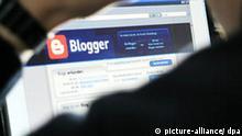 Bürger Journalismus wird durch Weblogs immer beliebter