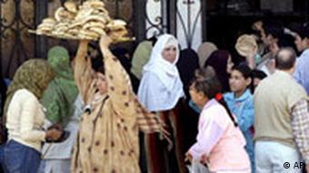 Ägypten Brotkrise