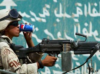 Violencia continua en Irak.