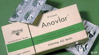 Die erste Antibabypille (AP)