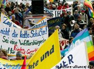 2008年慕尼黑的复活节和平游行