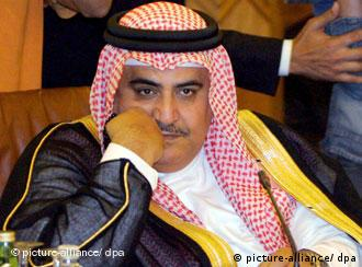وزیر خارجهی بحرین، خالد بن احمد آل خلیفه