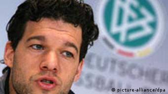 Captain Michael Ballack