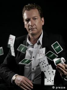 Poker pro Michael Keiner