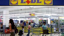 Deutschland Einzelhandel Lidl soll eigene Beschäftigte systematisch überwacht haben