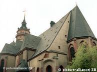 Igreja de São Nicolau em Leipzig remonta ao século 12