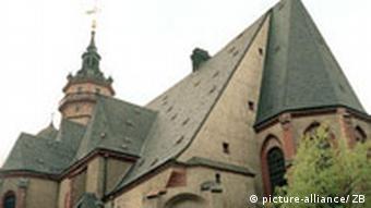 Außenansicht der Nikolaikirche, Quelle: dpa