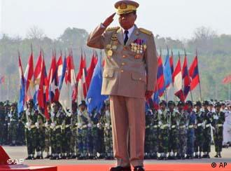 Birmas General Than Shwe (Foto:ap)