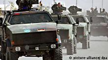 Afghanistan Deutschland Bundeswehr in Kundus
