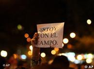 Las protestas han pasado en Argentina del campo a la ciudad.