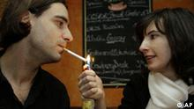 Deutschland Rauchen in Sachsen erlaubt in 1-Raum-Gaststätten Gericht