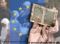 В ЕС всеки има право да изповядва своята религия