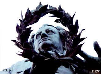 Goethe Denkmal