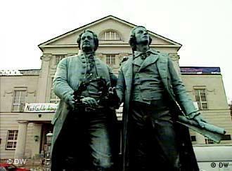غوته وشيلر جعلا من فايمار مدينة الشعراء والمفكرين الألمان