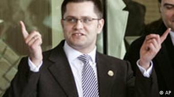 EU Aussenministertreffen in Brdo Slowenien Vuk Jeremic
