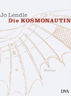 Обложка книги Йо Лендле ''Космонавтка''