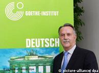 Klaus-Dieter Lehmann, presidente del Instituto Goethe. Munich 2008.