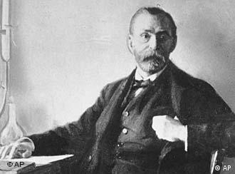 Der Stifter: Alfred Nobel