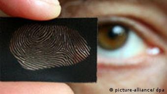 BdT Deutschland Hacker kopieren Fingerabdruck von Innenminister Wolfgang Schäuble