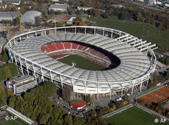 Stadion u Stuttgartu