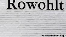 100 Jahre Rowohlt Verlag
