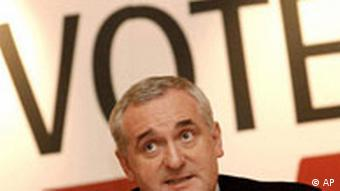 Bertie Ahern (AP Photo/John Cogill, FILE)