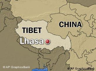 西藏成了世界焦点