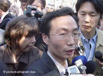 Chinesischer Dissident Hu Jia zu dreieinhalb Jahren Haft verurteilt