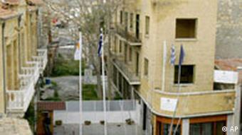 Grenzübergang auf Zypern (Foto: AP)