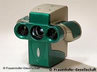 Imagen del sensor tridimensional ''Colibrí''.