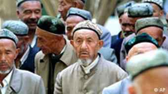 China Xinjiang Uiguren Muslime