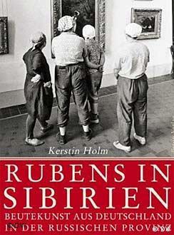 Обложка книги''Рубенс в Сибири''