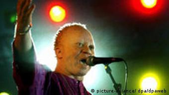 Sänger Salif Keita (Quelle: DPA)