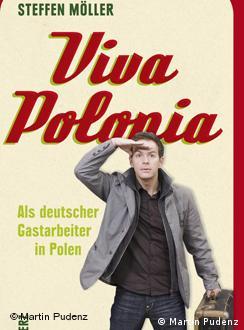 Okładka książki Viva Polonia Steffena Möllera