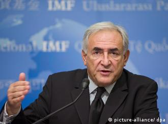 Alerta Dominique Strauss-Kahn sobre consecuencias terribles.