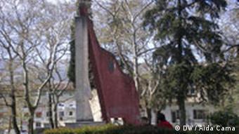 Përmendore e rezistencës në Berat