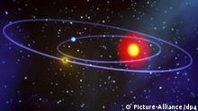 BdT Spanische Wissenschaftler entdecken neuen Planeten