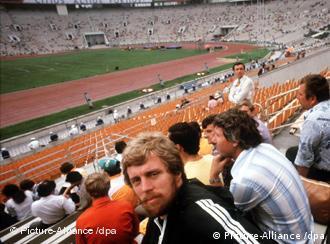 因抗议苏联入侵阿富汗,德国抵制1980年在莫斯科举行的奥运会。德国著名田径选手Guido Kratschmer也因此无缘比赛。