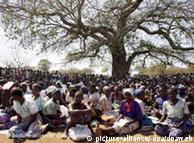 En África una población creciente necesita alimentos.