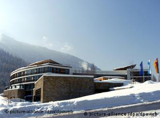 Отель Intercontinental Resort Berchtesgaden