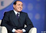 Nada puede abatir la autoestima de Berlusconi.