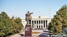 Parlamentsgebäude Bischkek Kirgisistan