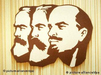 Marx, Engels i Lenjin