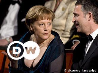 Sexy merkel Merkel steps