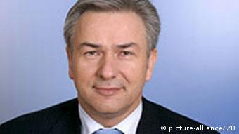 Berlin Mayor Klaus Wowereit