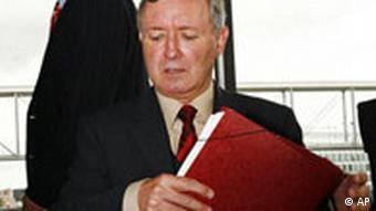 BND-Untersuchungsausschuss Max Stadler FDP