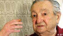 Marek Edelman Gedenktag Aufstand im Warschauer Ghetto