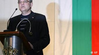 Bulgariens Innenminister Rumen Petkov tritt von seinem Amt zurück