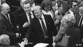 Vertrauensfrage Helmut Schmidt